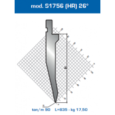 Punção Mod. S1756 (HR) 26º