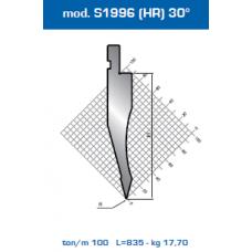 Punção Mod. S1996 (HR) 30º