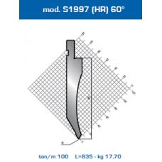 Punção Mod. S1997 (HR) 60º