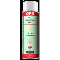 Spray de limpeza e proteção de pneus, jantes e interiores