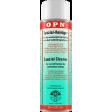 Spray limpeza ensaio