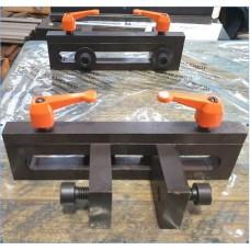 Acessório para filme  de poliuretano -fixação  mecânica